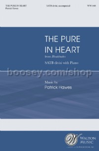 The Pure In Heart (SATB)