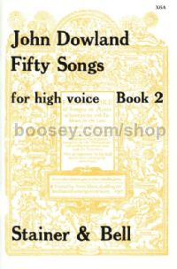 50 Songs For High Voice 2