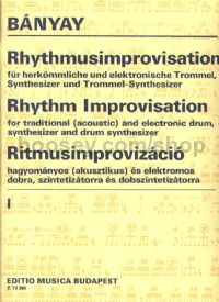 Rhythm Improvisation 1 - drums