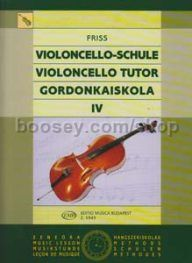 Violoncello Tutor, Vol. 4 - cello solo