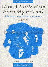 With A Little Help - Collection of Beatles Songs SATB