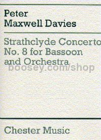Strathclyde Concerto No.8 (Bassoon & Piano)