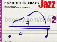 Making the Grade for Jazz Piano Grade 2