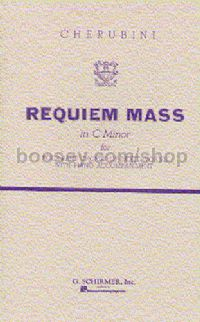 Requiem Mass Cmin