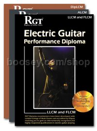 RGT Electric Guitar Performance Diploma - Full Set (Save 15%)