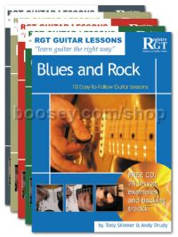 RGT Guitar Lessons Full Set (15% Discount)