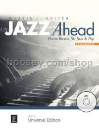 Jazz Ahead - Spielband for piano with CD