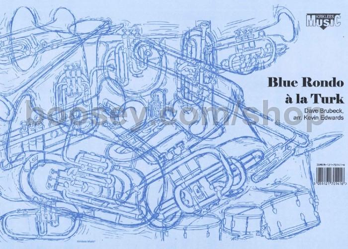 Brubeck Blue Rondo A La Turk Brass Band