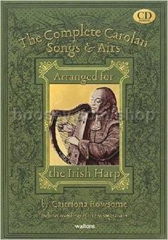 sounding harps music for the irish harp book three