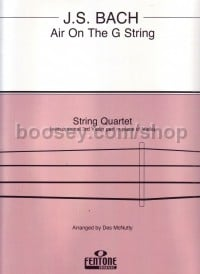 Johann Sebastian Bach - Air On The G-String String Quartet