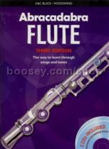 Abracadabra flute 3rd edition book + cd: amazon. Co. Uk: pollock: books.