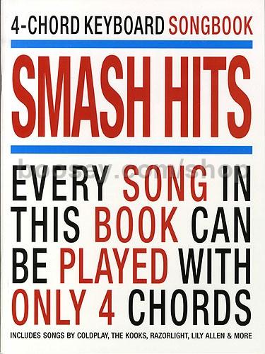 Various - 4-Chord Keyboard Songbook Smash Hits