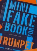 Paul Harris - Mini Fake Book for Trumpet