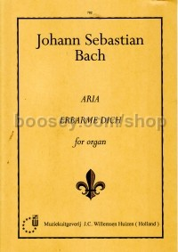 Johann Sebastian Bach - Air On The G String organ