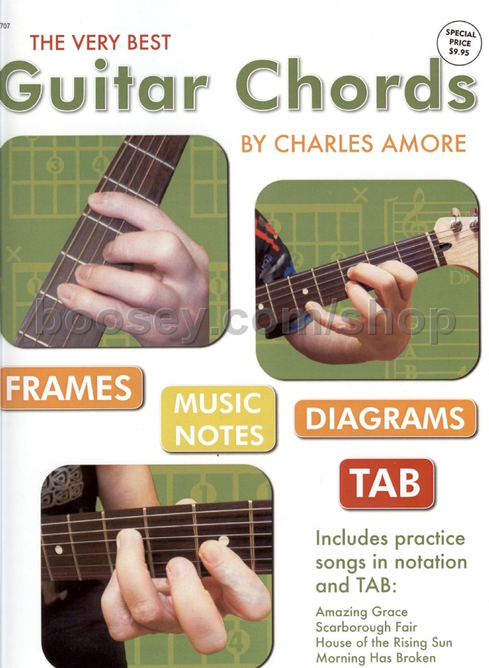 Amore, Charles - Very Best Guitar Chords