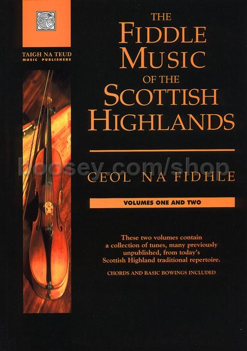 HO-RO-GHEALLAIDH Vol 1 Violin