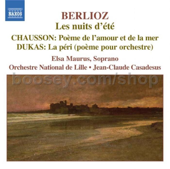 Berlioz Hectordukas Paul Les Nuits Detepoeme De L