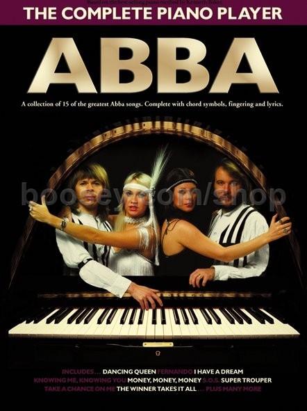 ABBA - Complete Piano Player Abba