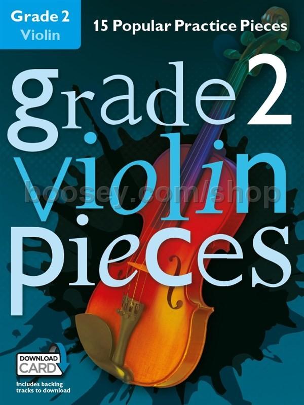 Grade 2 Violin Pieces - Various