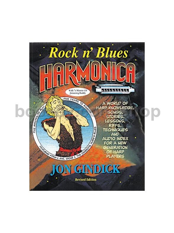 Book harmonica