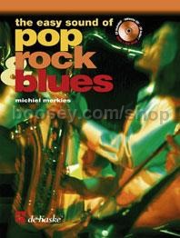 Merkies, Michiel - The Easy Sound of Pop, Rock & Blues