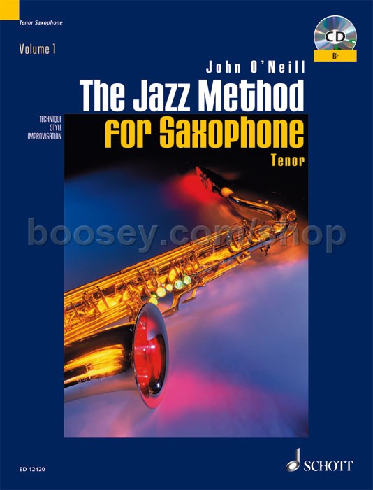 Cooperative Niehaus Intermediate Jazz Conception Saxophone cd Instruction Books, Cds & Video Musical Instruments & Gear