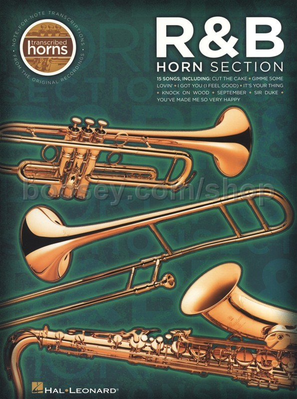 B horn section download free