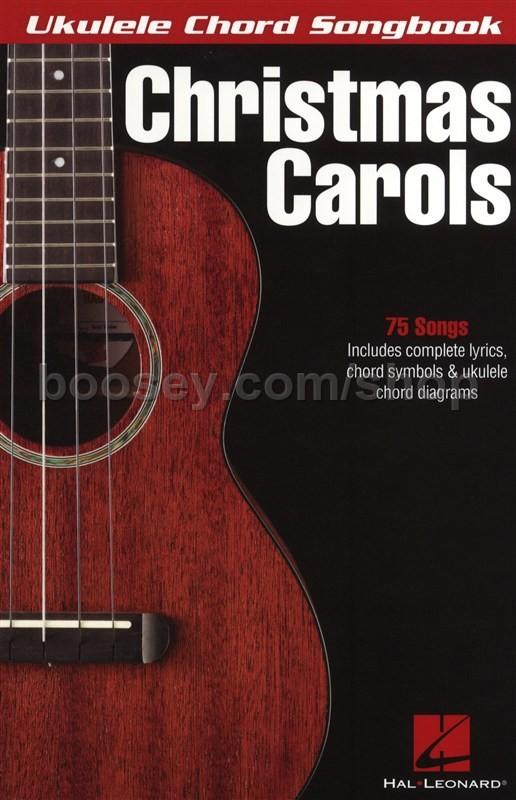 Various - Ukulele Chord Songbook - Christmas Carols