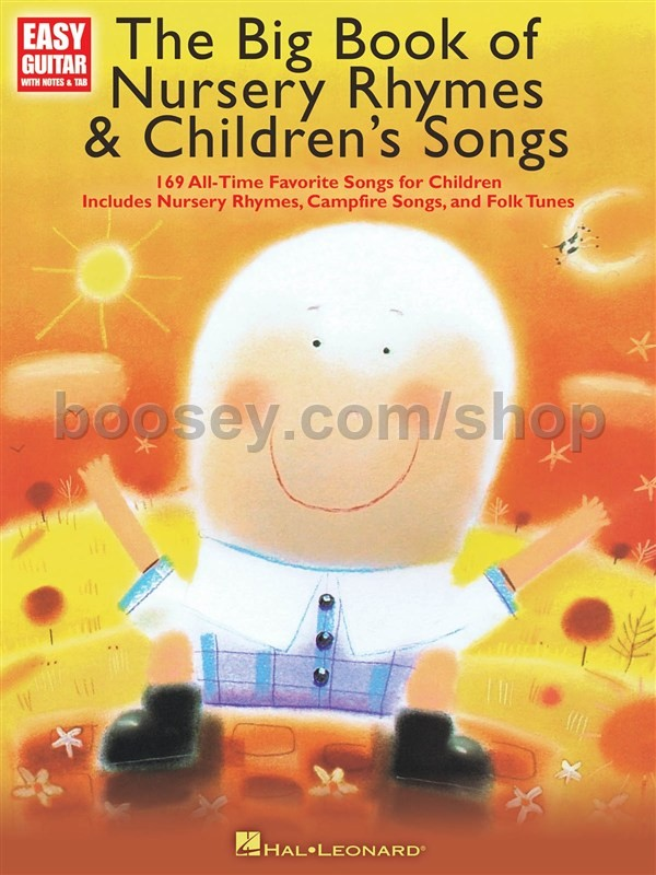 Various - The Big Book Of Nursery Rhymes & Children's Songs