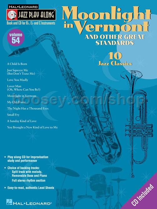 Various - Moonlight in Vermont & Other Great Standards (Jazz