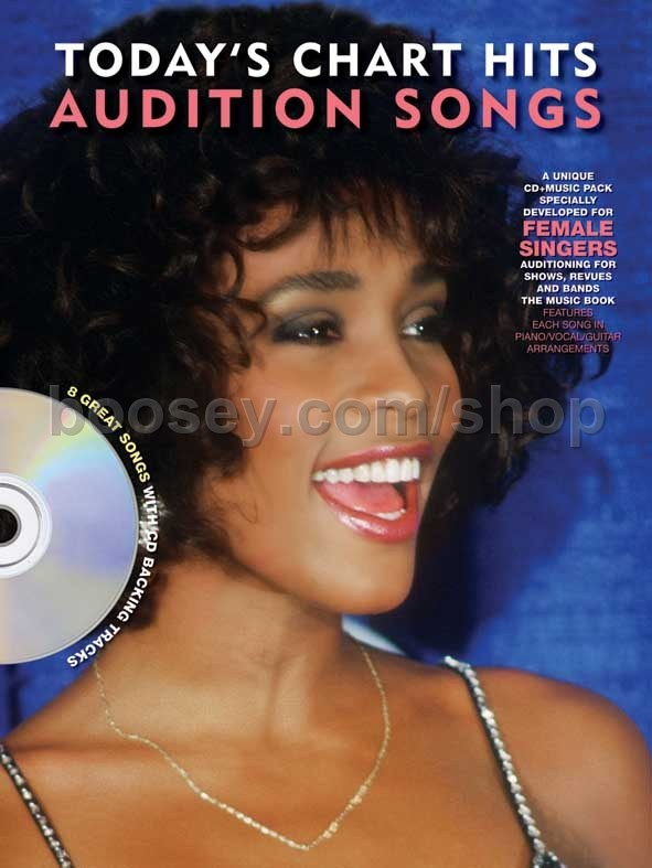 Various - Audition Songs For Female Singers: Today's Chart
