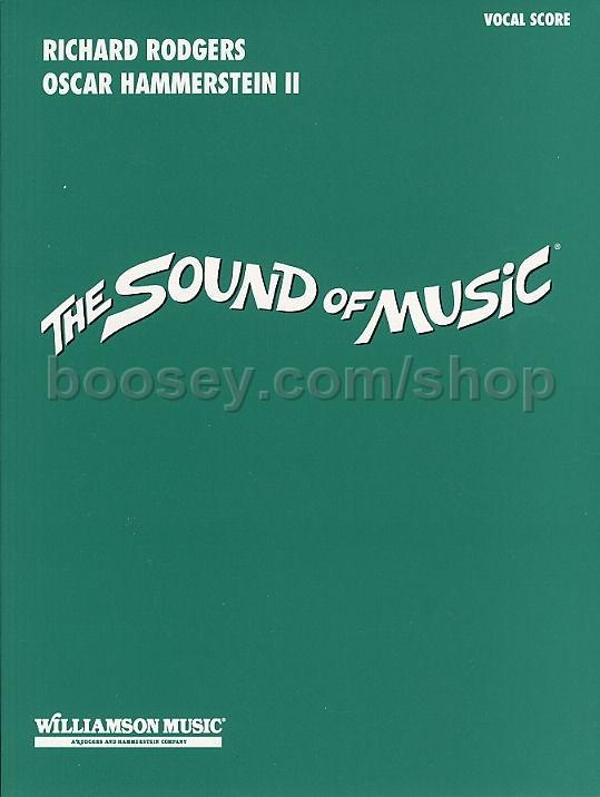 Rodgers, Richard & Hammerstein II, Oscar - The Sound of