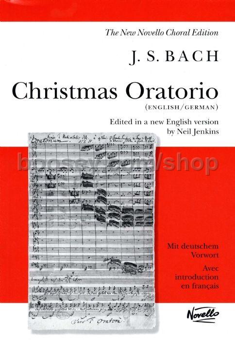 Christmas Oratorio (Vocal Score