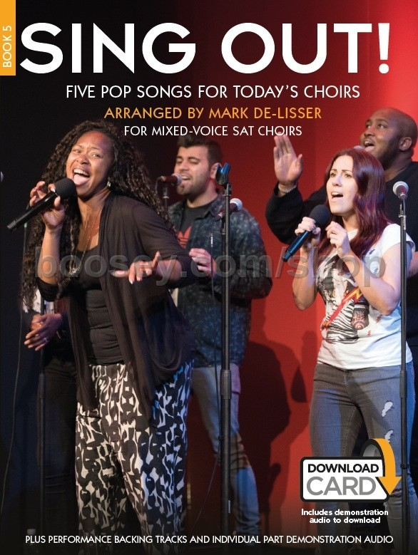 Various - Sing Out! 5 Pop Songs for Today's Choirs - Book 5