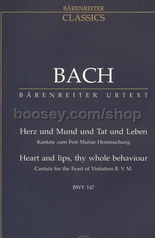 Order Barenreiter Scores