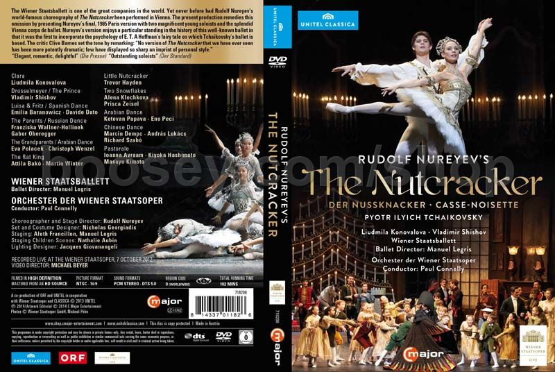 the nutcracker by peter tchaikovsky essay You may know that peter tchaikovsky composed the music for the nutcracker and swan lake, but did you know he led a tormented life off stage professor robert.