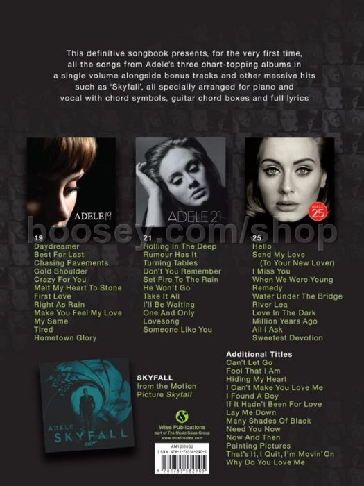 Adkins Adele The Complete Collection Pvg