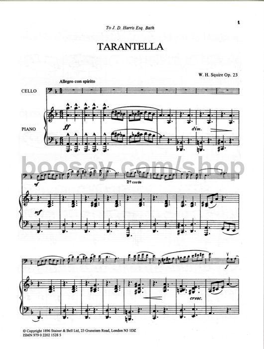 Tarantella Suzuki Book