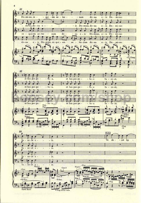 Mozart Requiem | Classical-Music.com