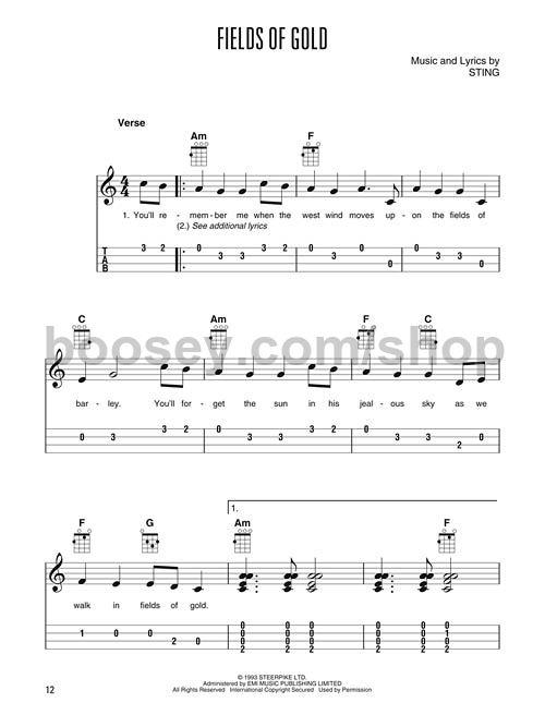 Various More Easy Songs For Ukulele Cd
